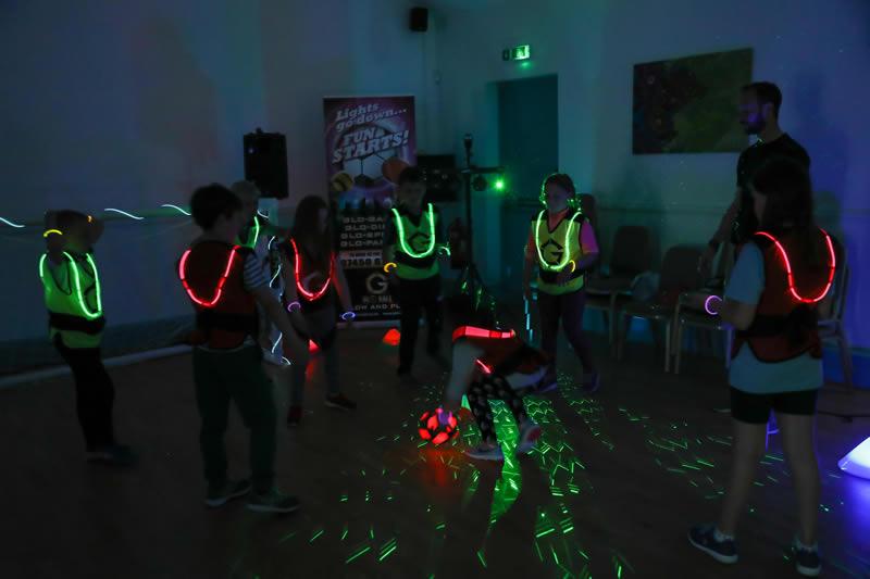 Glo-Kids Parties